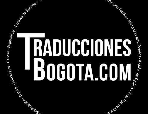La Guía Definitiva de Traducciones en Bogotá, Colombia