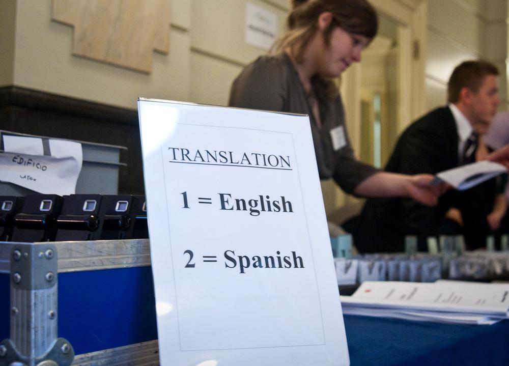 Servicios De Traducción: La Creciente Demanda Por El Inglés Y El Español