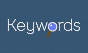 traducción de keywords