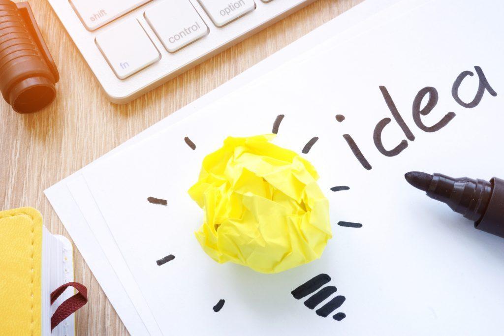 Proceso creación de contenido