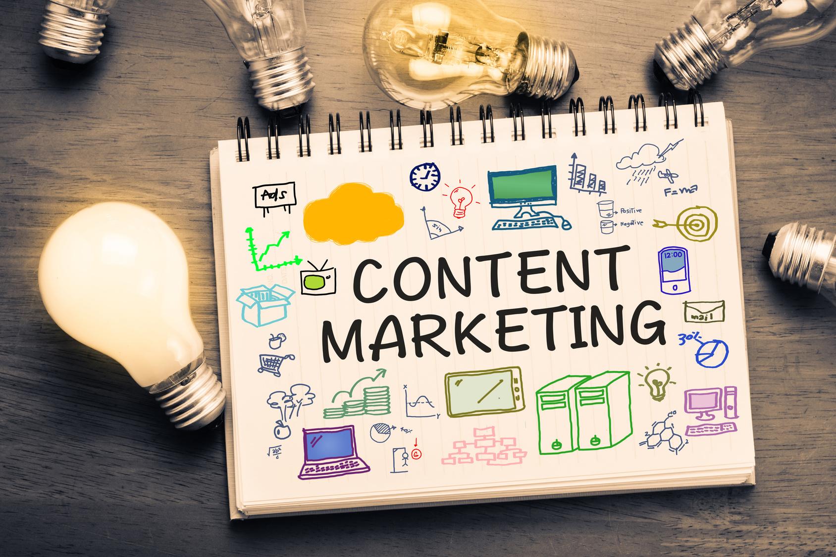 Una Guía Para Principiantes En Marketing De Contenidos