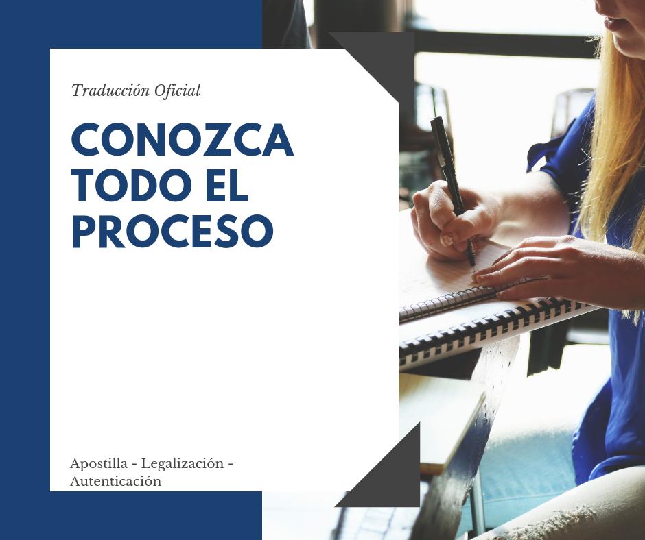 Nuevo Proceso Para Legalizar Y Apostillar Traducciones