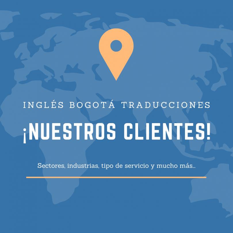 Clientes De Traduccion Bogota